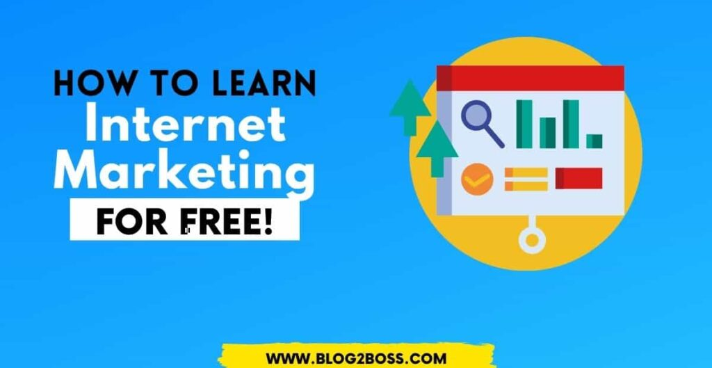 how to learn internet marketing for free